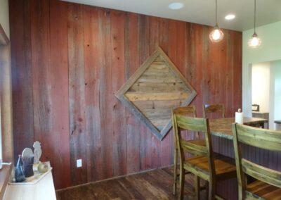 Barn Board Wall