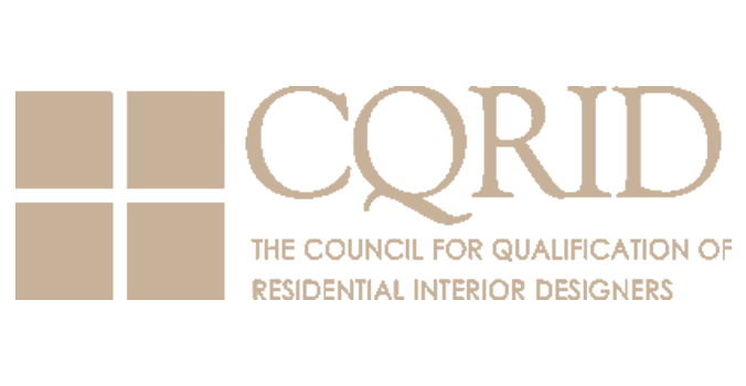 The Council for Qualification of Residential Interior Designers Logo