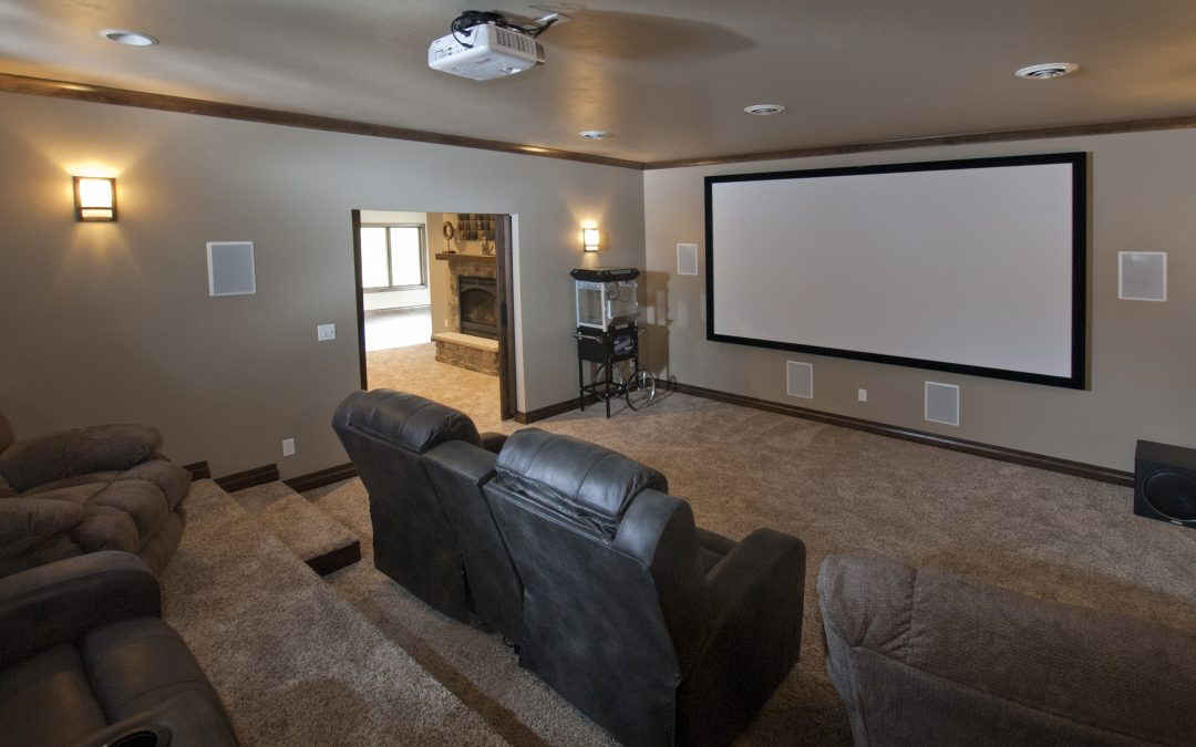 Home Theaters At Its Best!